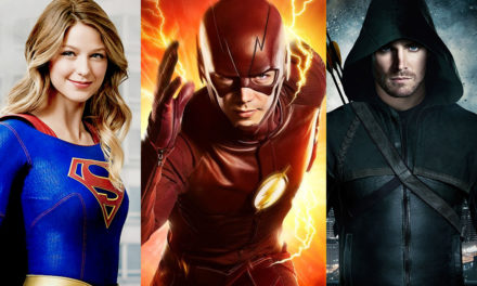 The CW DC SuperHero Trilogy: Supergirl, Flash, and Arrow