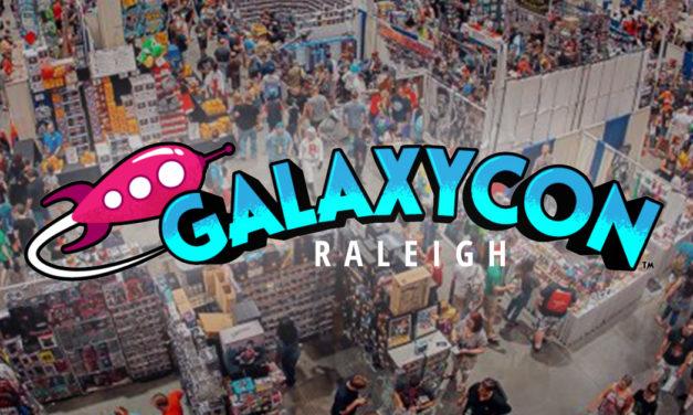 Raleigh GalaxyCon
